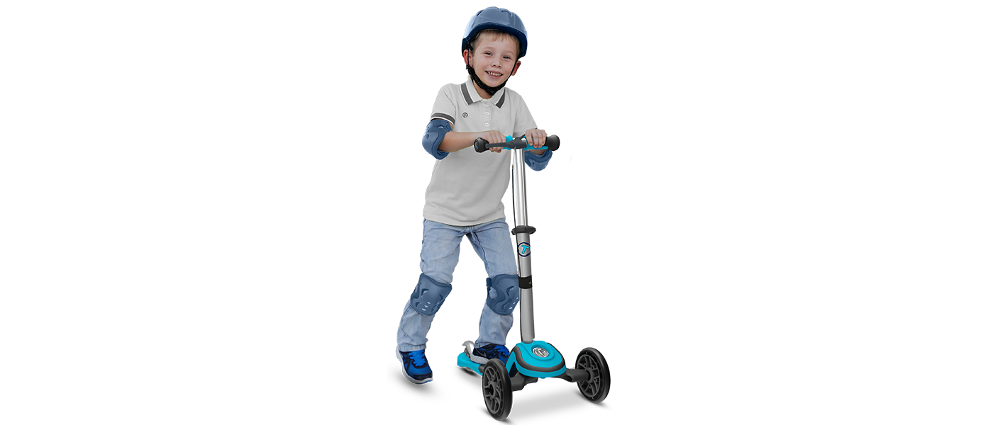 Tscooter Blue