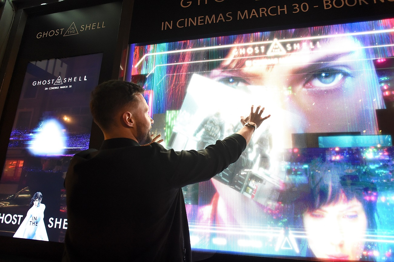 Ghost in the Shell After Party at Lights of Soho