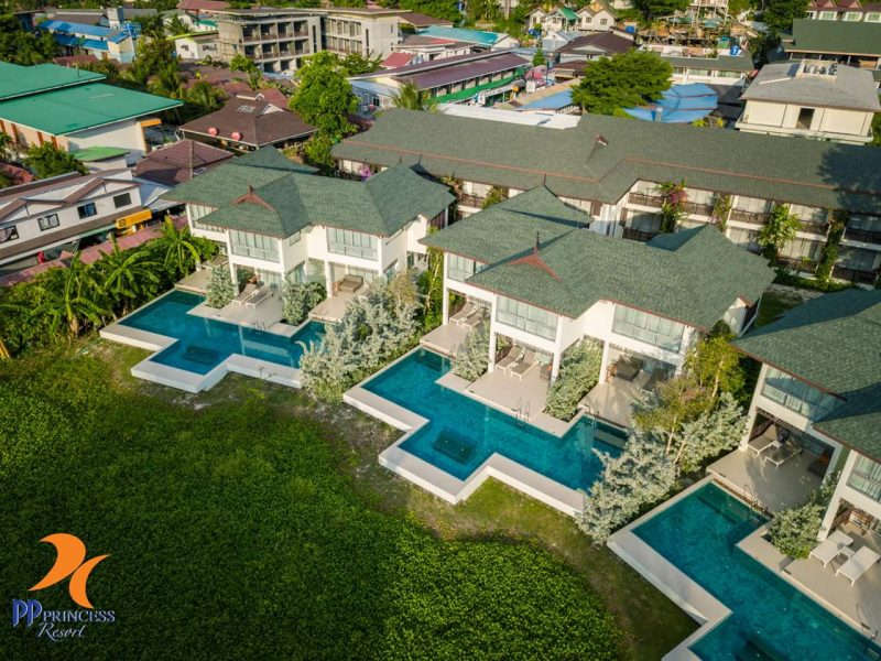 Exterior View at PP Princess Villas, Koh Phi Phi, Thailand