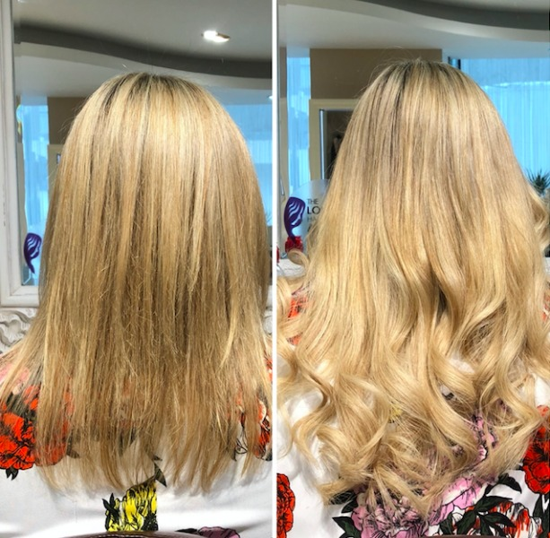 Revolutionary Tape Hair Extensions At Beauty Melody Lightweight