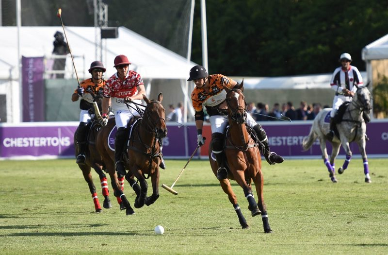 Chesterton's Polo in the Park with Champagne Lanson