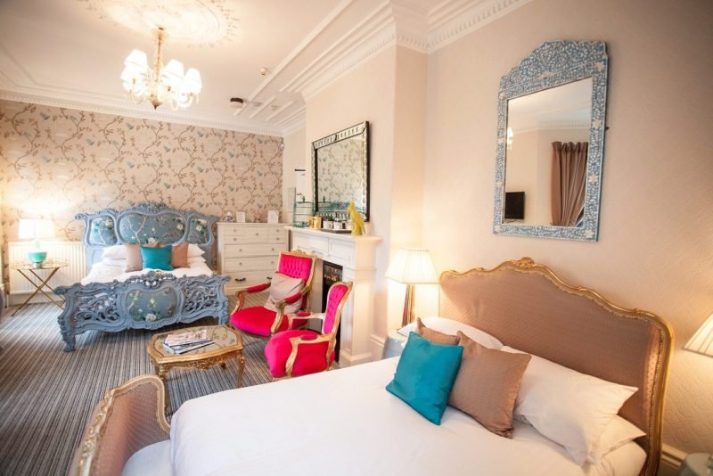 The rosebery hotel newcastle upon tyne luxuria Hotel interior designers newcastle