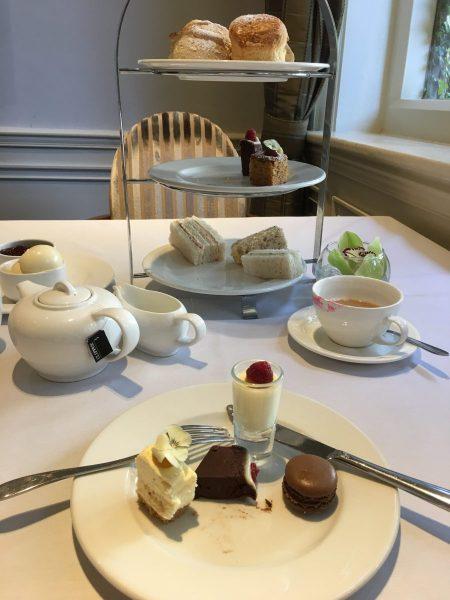Macdonald Frimley Hall Hotel Spa Afternoon Tea
