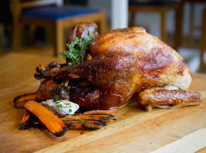 Rhug Estate - Rhug Organic Tee Valley Bronze Turkey