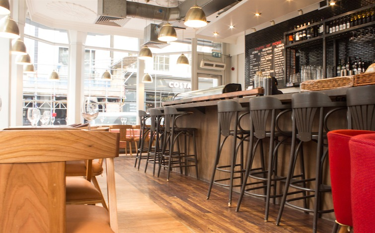 Pisqu Restaurant London
