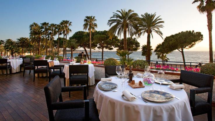 Riviera - La Palme Dor