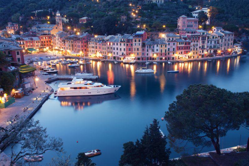 Riviera - Portofino by Night