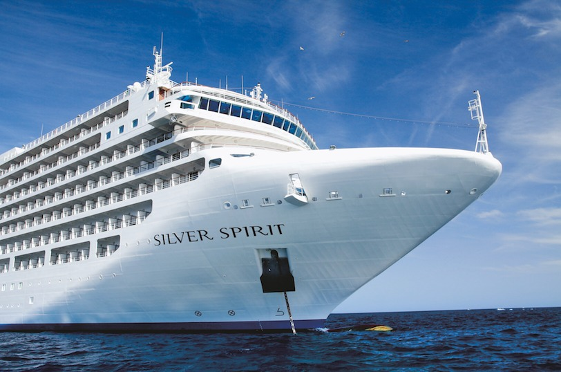 Ahoy There Welcome Aboard The Silver Spirit Winner Of Best Luxury Cruise Line Luxuria Lifestyle