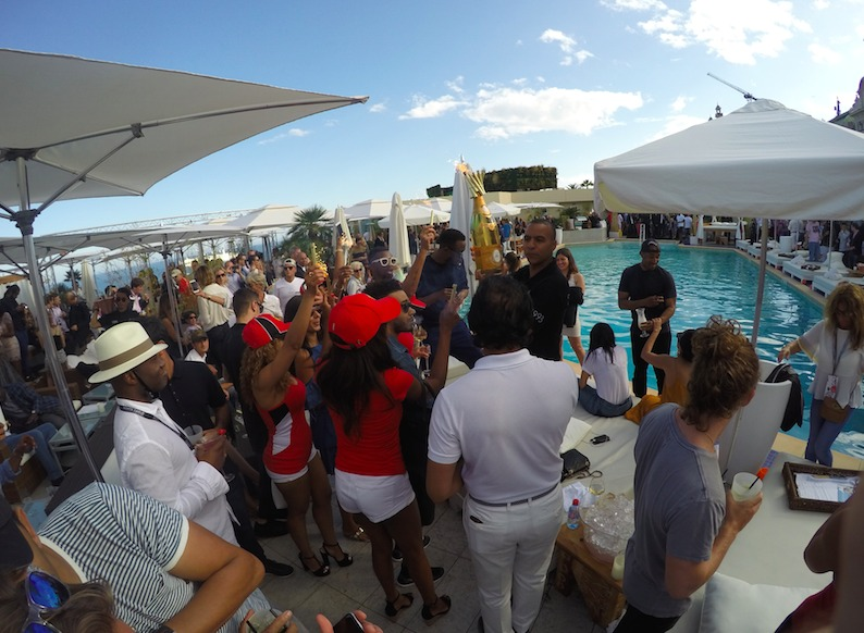 Riviera - Champagne at Nikki Beach