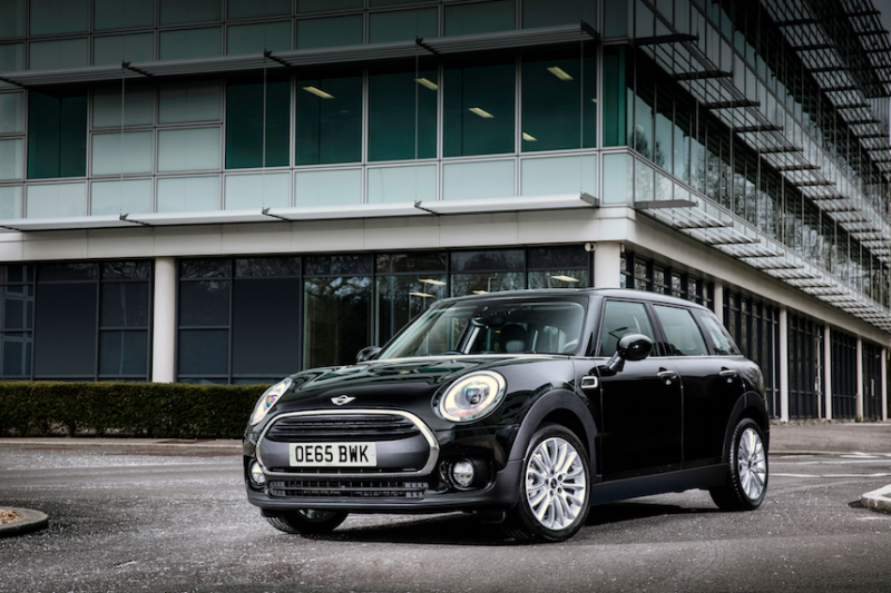 Long Drive Ahead The Mini Clubman Cooper S All4 Goes The Distance