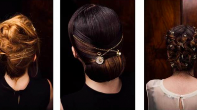 Hair Embellishments from Jessica De Lotz & Easton Regal