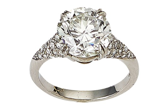Susannah Lovis Engagement Ring