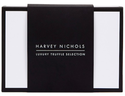 Harvey Nichols Luxury Truffle Selection