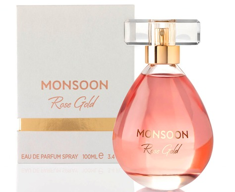 Monsoon Rose Gold