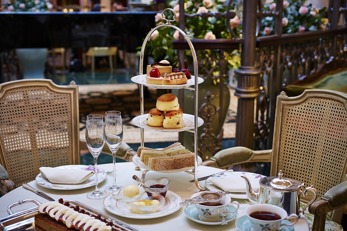 Savoy Mothering Sunday Afternoon Tea