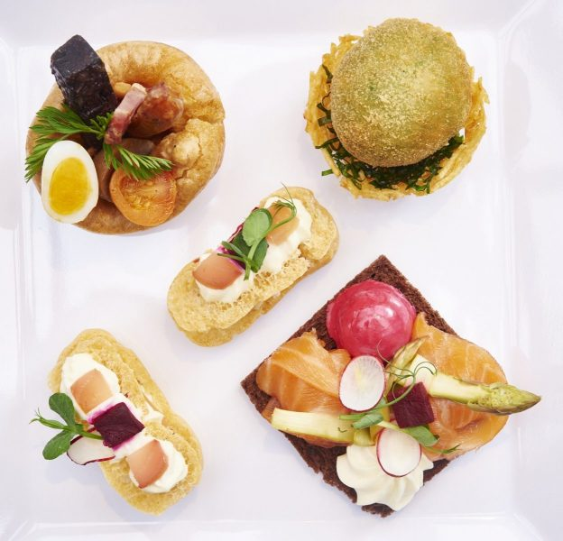 Brand New B n T Brunch Afternoon Tea at Le Méri n Piccadilly