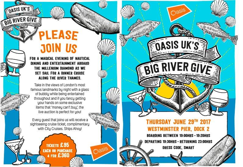 Oasis UK Charity