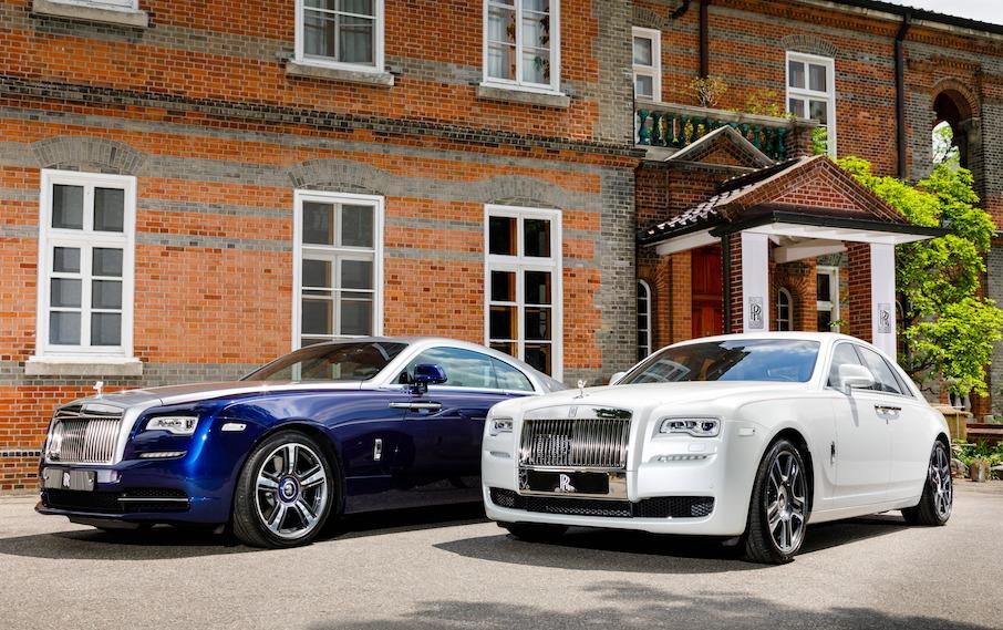 Rolls-Royce Rolls-Royce Ghost Seoul & Busan Editions