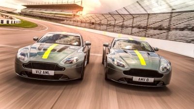 Aston Martin Unleashes The Most Powerful Vantage Ever