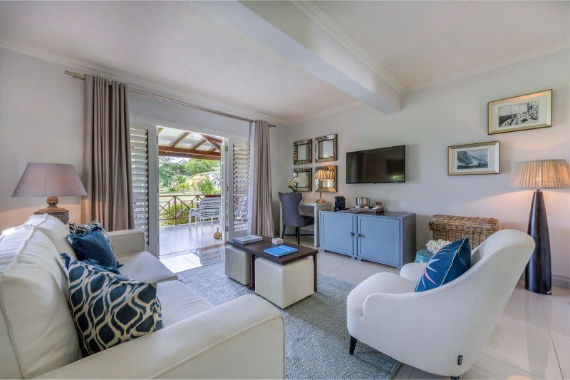 Calabash Junior Suite Living Area