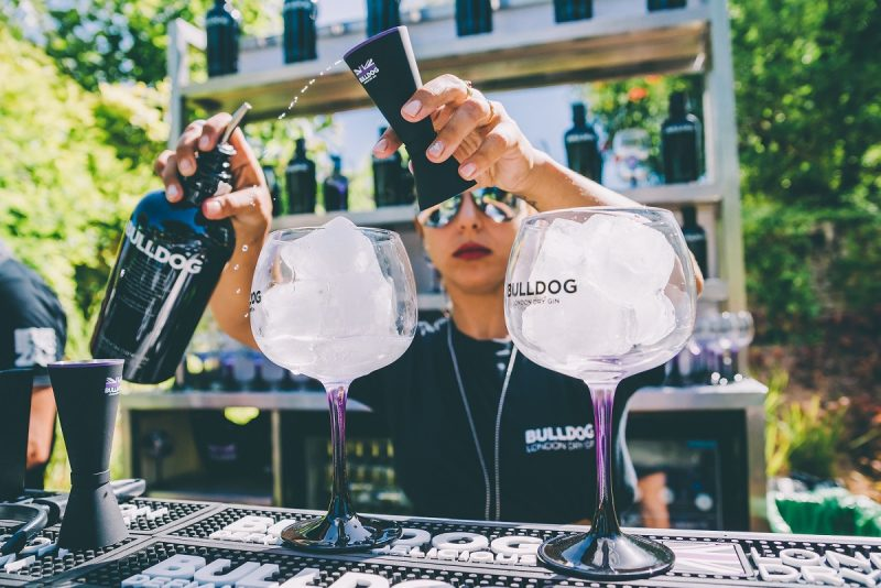 July Hit List Bulldog Gin and Pikes Brunch