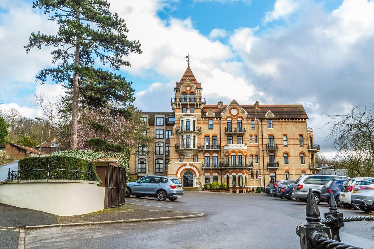 Petersham Hotel Richmond London