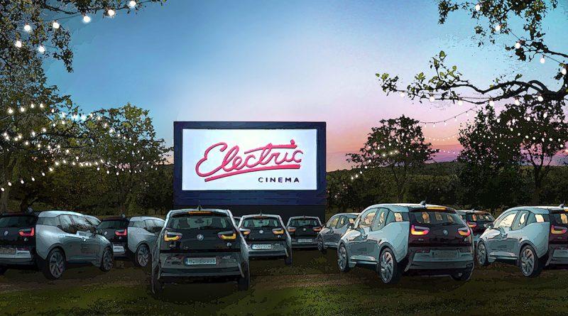 BMW Electric Cinema September Hit List