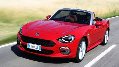 The Fiat 124 Spider The Classic 60 S Sports Car Brought Bang Up To