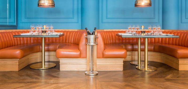 The Trafalgar Dining Rooms London