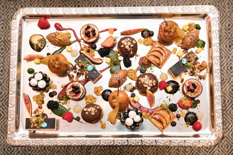 Bottomless Dessert at Athenaeum November Hit List