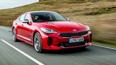 Kia Stinger Driven – Looks, Performance & Driving Dynamics