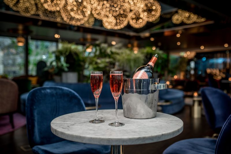 The Luxe List April 2018: Laurent-Perrier's Birthday Celebration at Rumpus Room