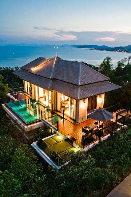 Banyan Tree Samui Deluxe Ocean Villa