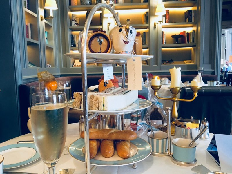 Tale as Old as Time - Afternoon Tea at Town House Kensington