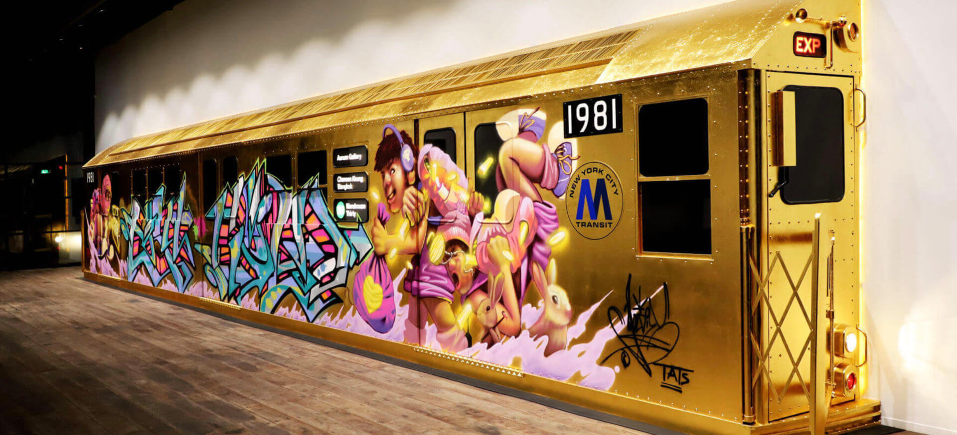 LUXURIA LIFESTYLE UK WELCOMES URUM GALLERY – SHOWCASING SOME OF THE WORLD'S BIGGEST ARTISTS IN CONTEMPORARY, URBAN AND STREET ART